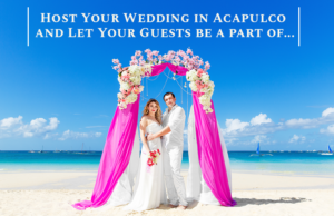 Wedding charters Acapulco