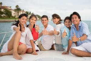 boat rental tours Acapulco